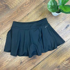 Nike Skirts - NIKE black baseline tennis skirt black S